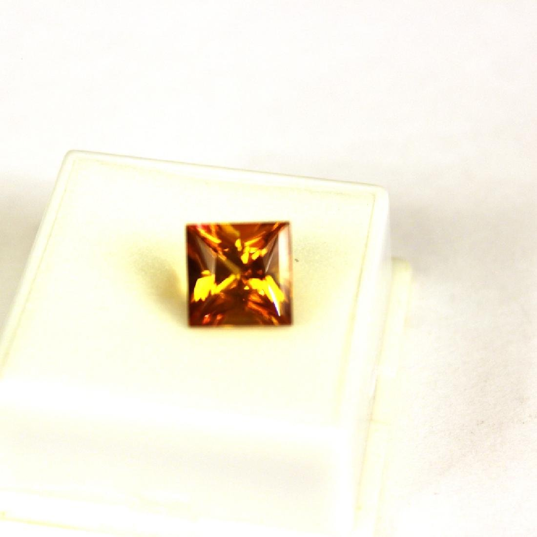 5.91 CT PC Treated Pineapple Topaz Gemstone - 4
