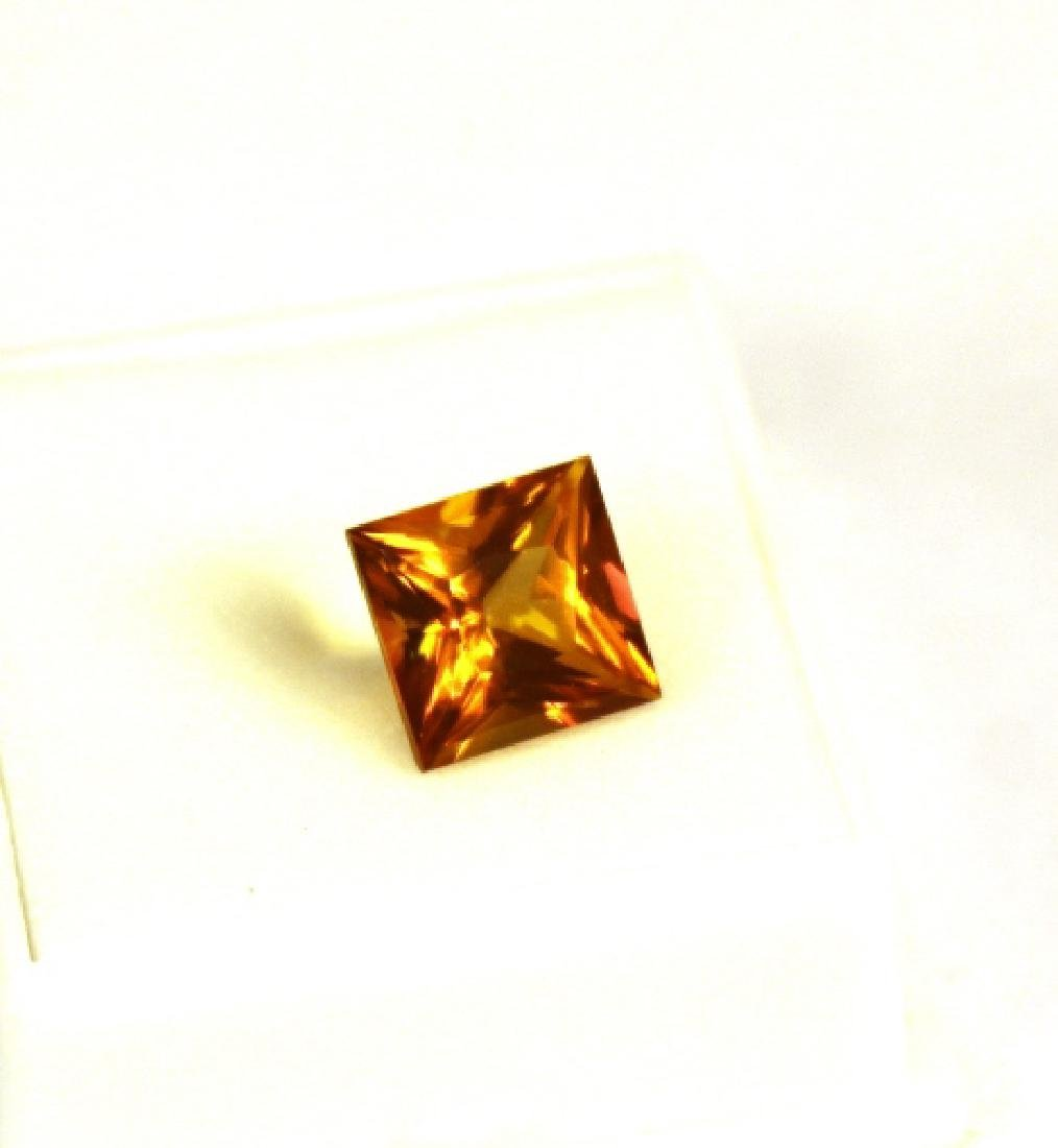 5.91 CT PC Treated Pineapple Topaz Gemstone - 7