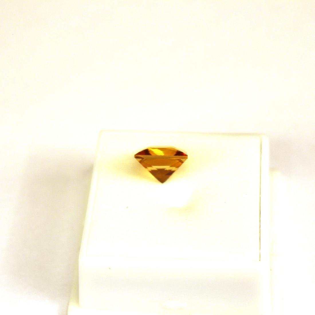 5.91 CT PC Treated Pineapple Topaz Gemstone - 8