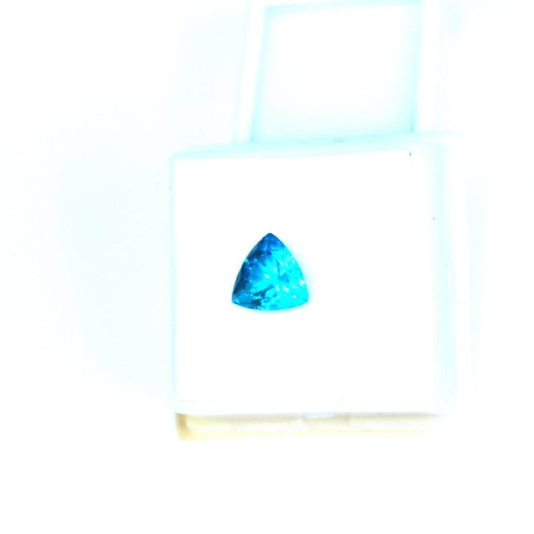 2.50 CT MIN 10x10MM Paraiba Ice Tourmaline Gemston - 2