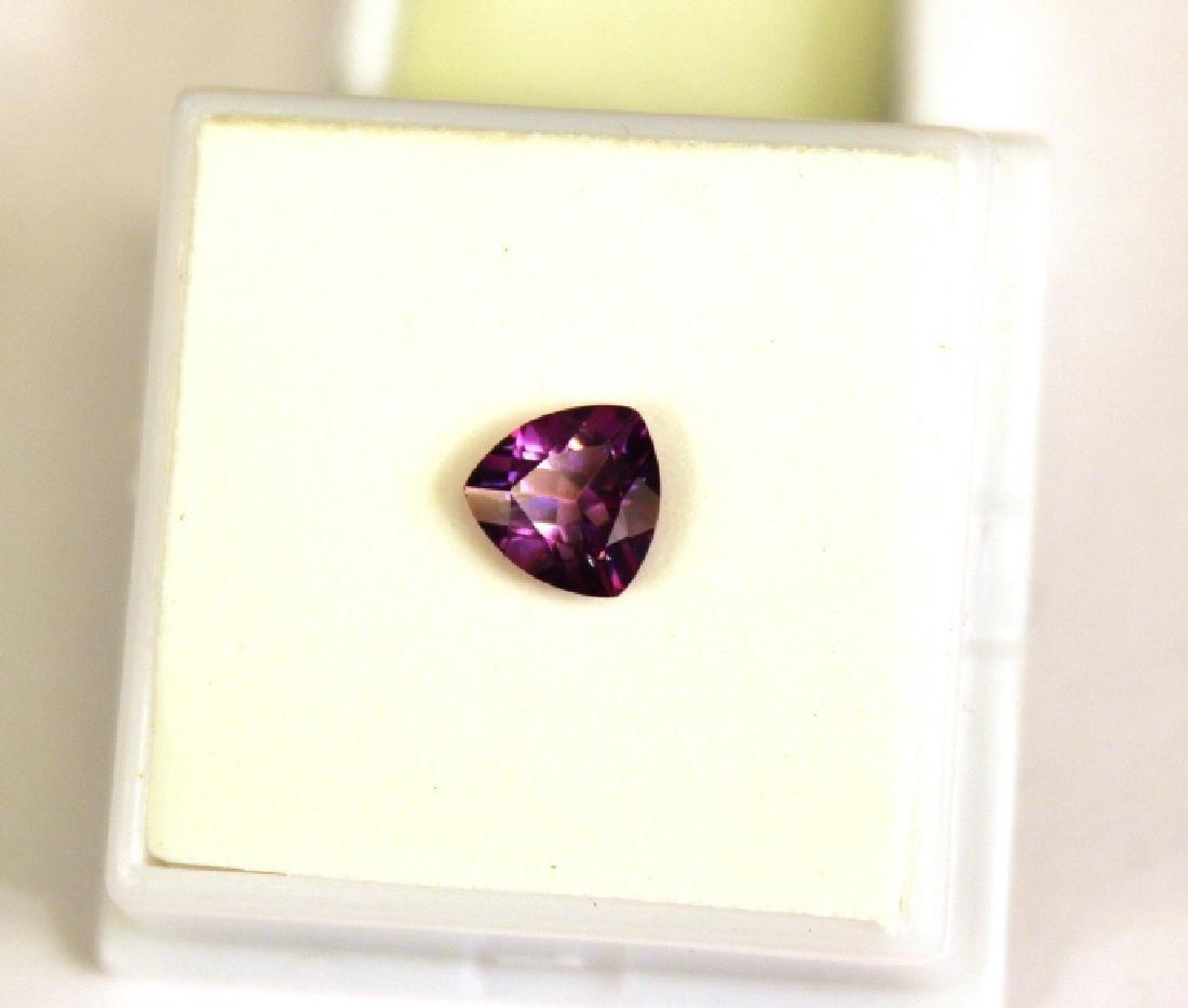 2.00 CT MIN 8x8MM Purple Mystic Topaz Gemstone - 6