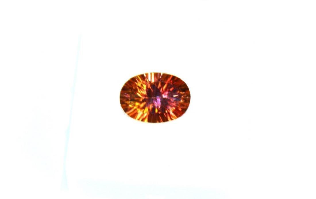 6.75 CT AVG 14x10MM Twilight Mystic Topaz Gemstone - 2