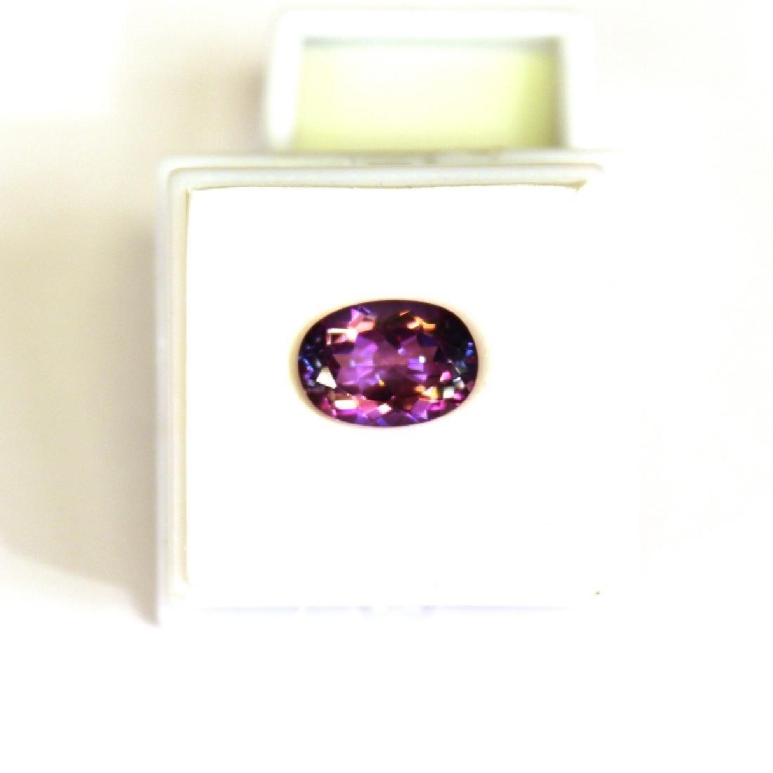 6.50 CT MIN 14x10MM Mystic Topaz Gemstone - 2
