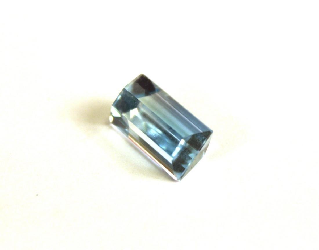 5.00 CT MIN Bi Color Topaz Gemstone