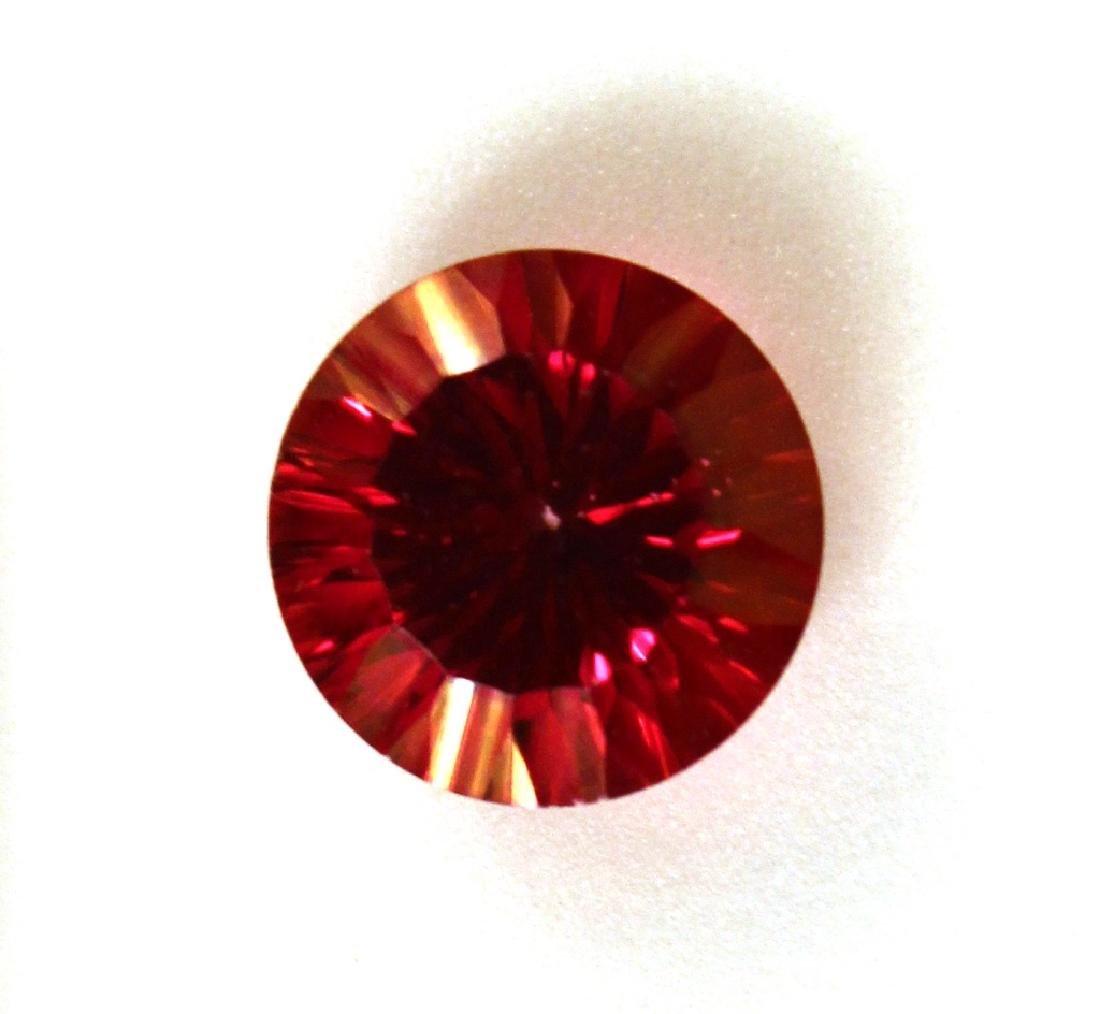 11.30 CT MIN 14MM Crimson Red Topaz Gemstone