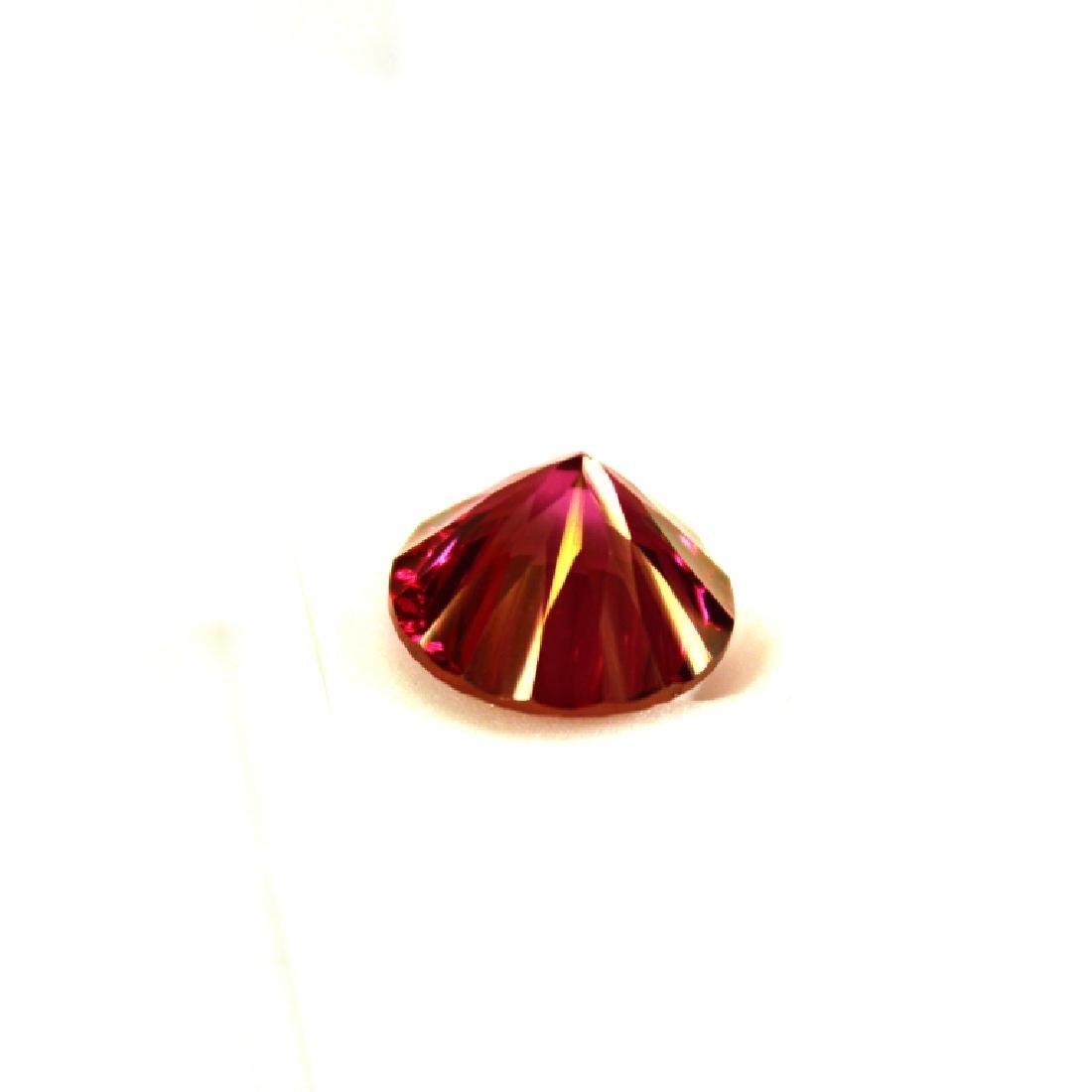 11.30 CT MIN 14MM Crimson Red Topaz Gemstone - 4