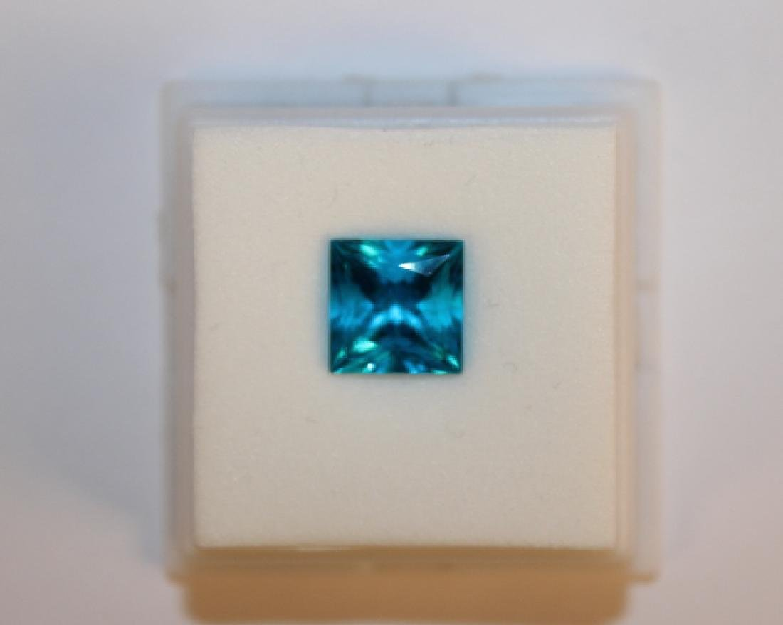 4.00 CT MIN 10x10MM Paraiba Ice Tourmaline Gemston - 5