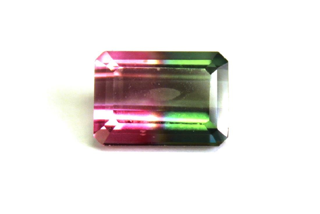 9.25 CT MIN 14x10MM Bi Color Mystic Topaz Gemstone