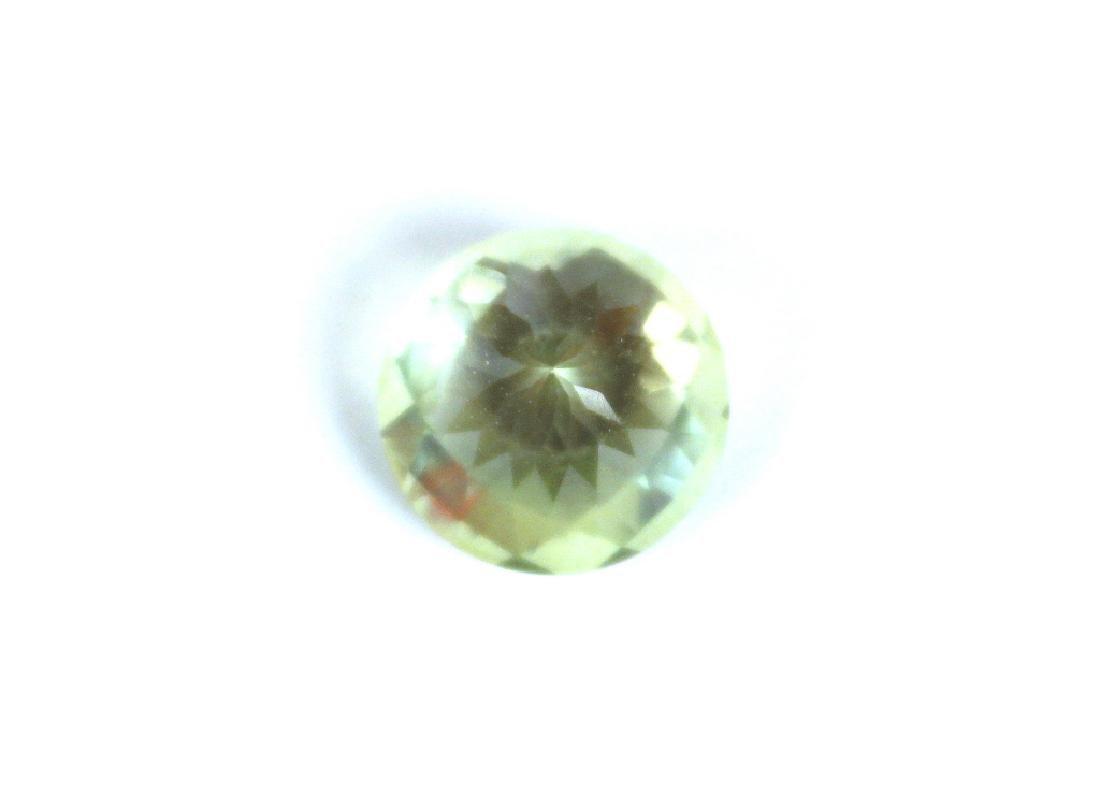 7.36 CT 12.07MM Kiwi Topaz Gemstone - 4