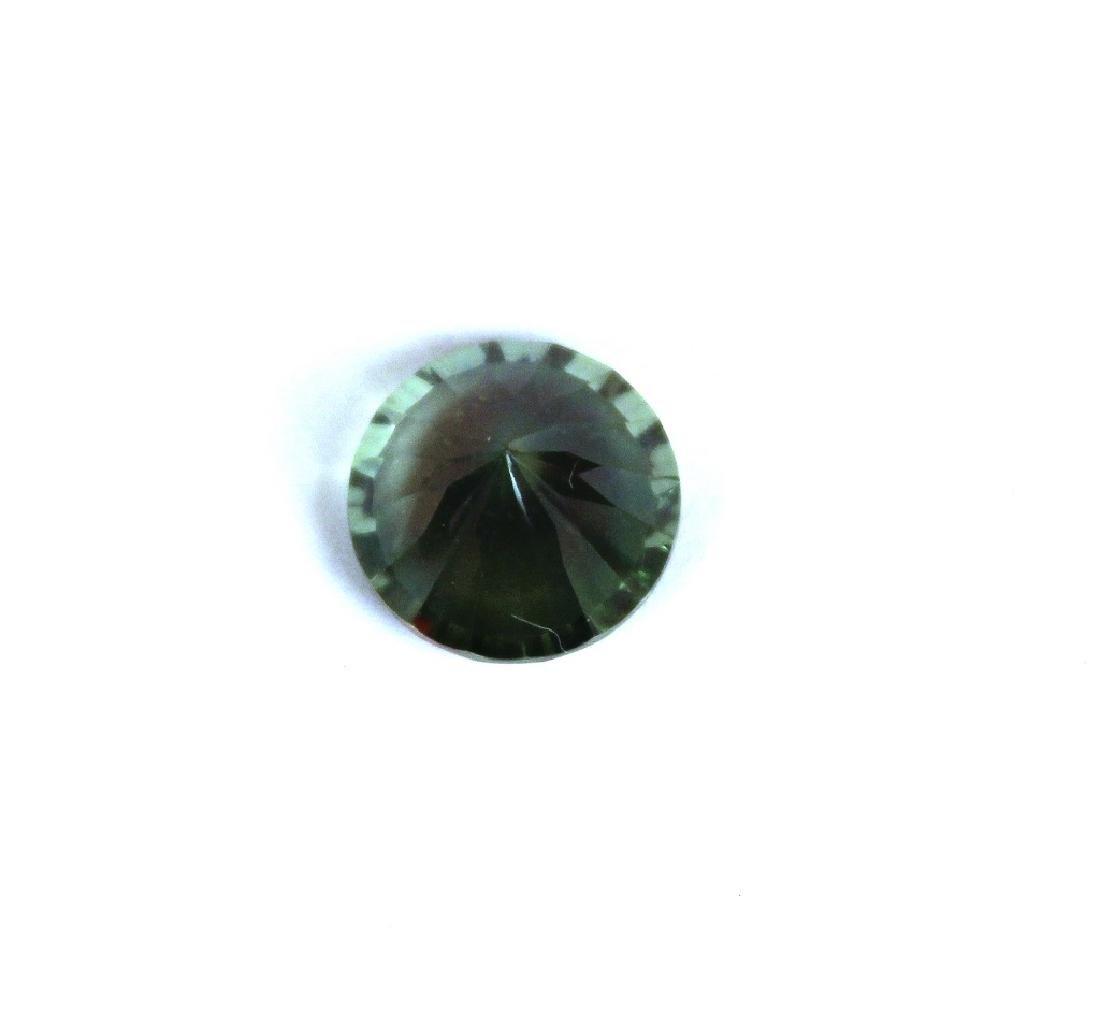 3.00 CT MIN 10MM Emerald Envy Topaz Gemstone - 5