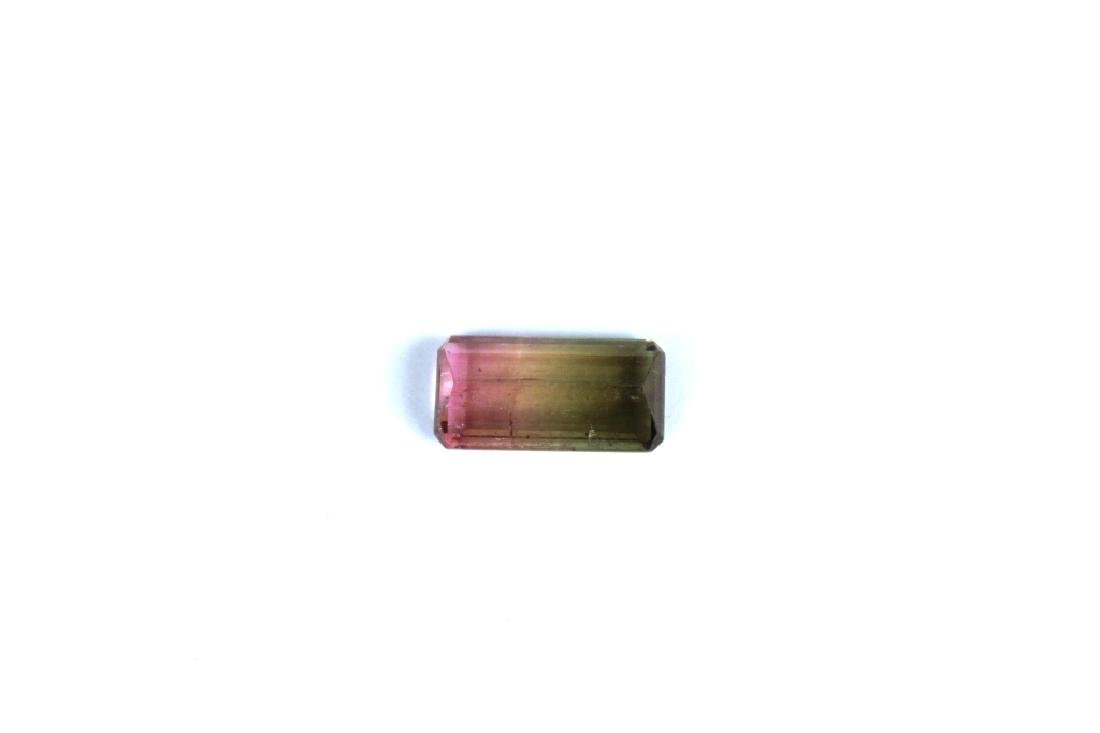 4.00 CT MIN Bi Color Watermelon Tourmaline Gemston - 5