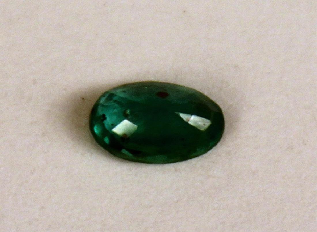 .25 CT MIN Zambian Emerald Gemstone - 4