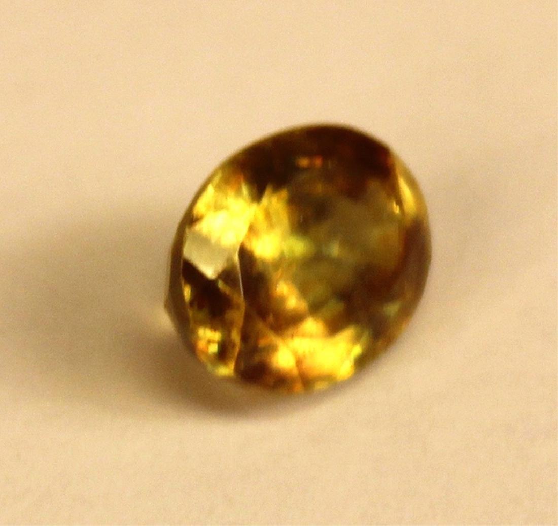 1.50 CT MIN 9x7MM Oval Sphene Gemstone - 3