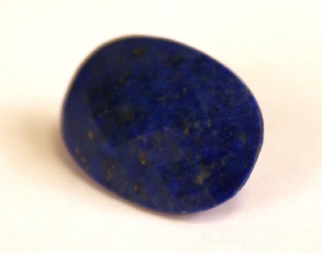 10.10 CT MIN 18x13MM Lapis Gemstone - 3