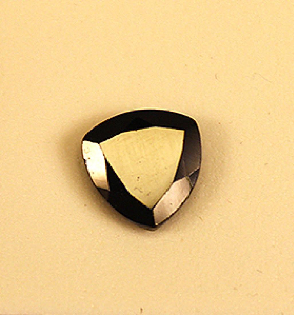 3.50 CT MIN 10x10MM Black Spinel Gemstone