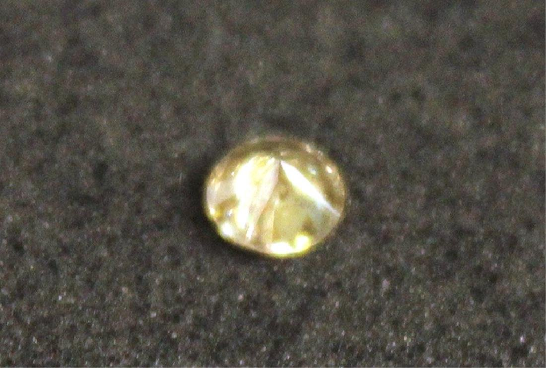 .15 CT MIN Champagne Diamond Gemstone - 3