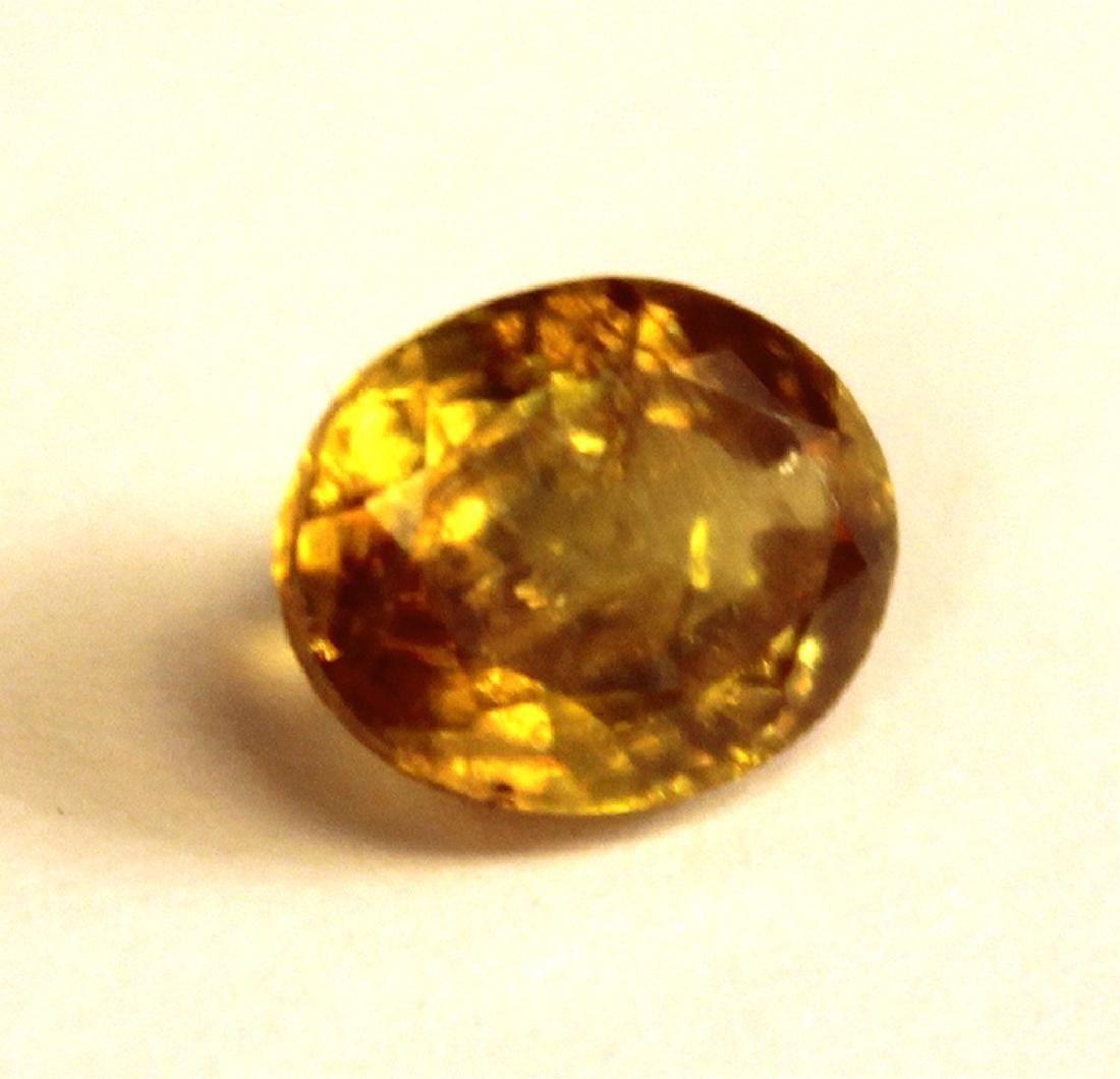 1.50 CT MIN 9x7MM Sphene Gemstone - 4
