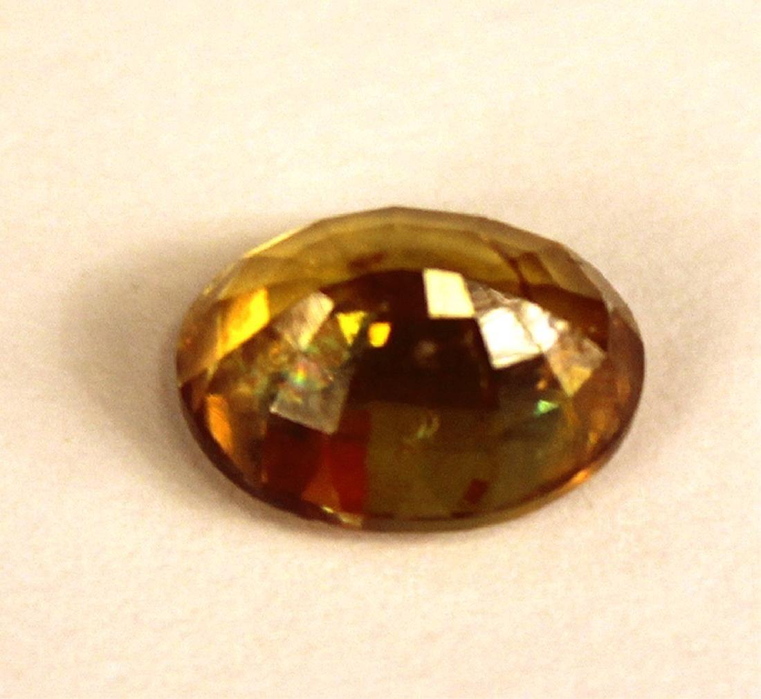 1.50 CT MIN 9x7MM Sphene Gemstone - 5