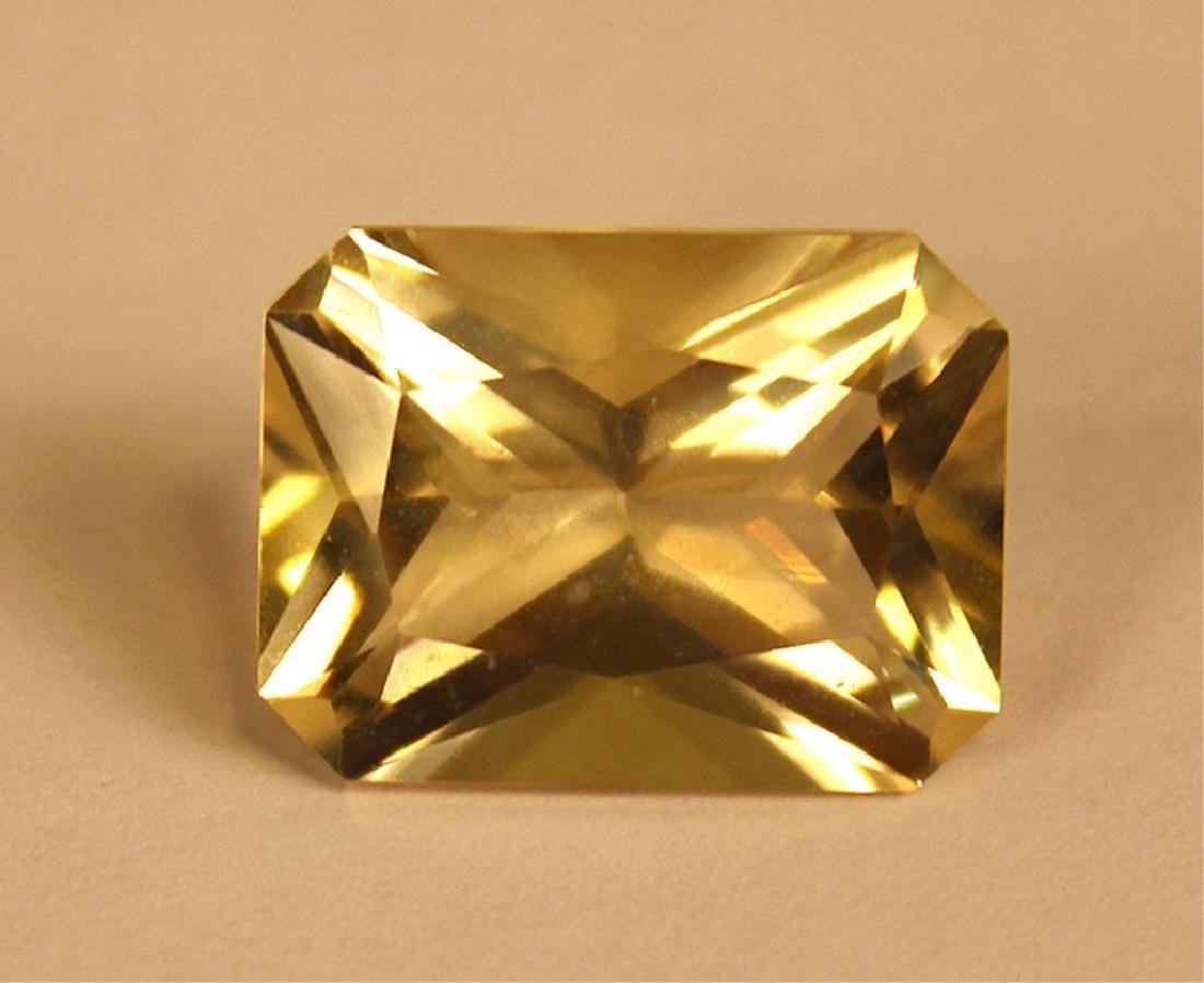 8.00 CT MIN 16x12MM Yellow Labradorite Gemstone - 2