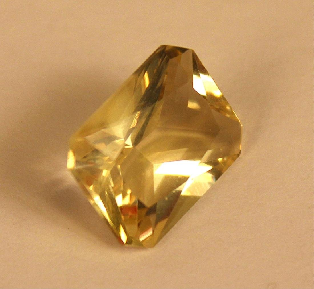 8.00 CT MIN 16x12MM Yellow Labradorite Gemstone - 3