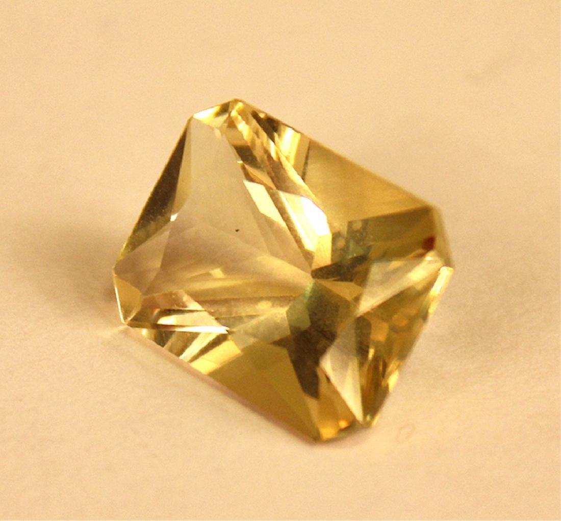 8.00 CT MIN 16x12MM Yellow Labradorite Gemstone - 4
