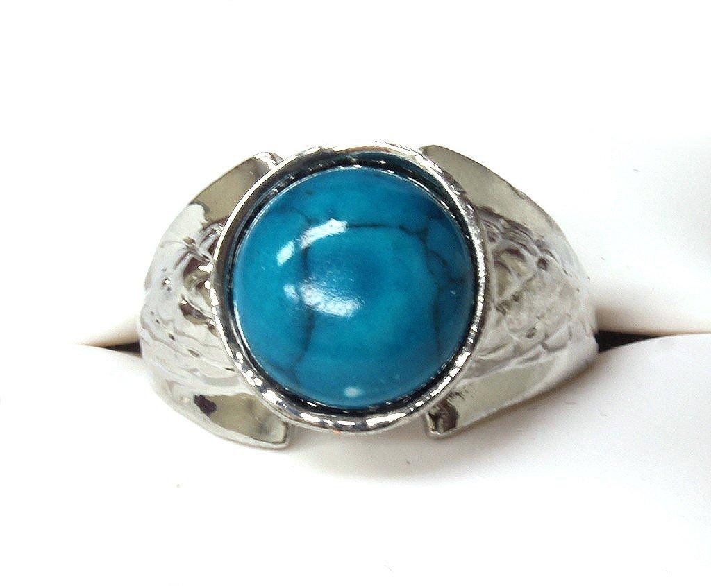 Men's Turquoise ring.