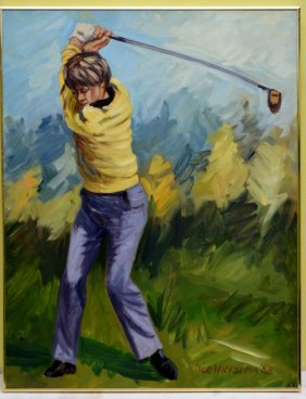 Nico Wiersema - Jack Nicklaus In Action