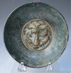 Archimedean Style Bowl 19th Century