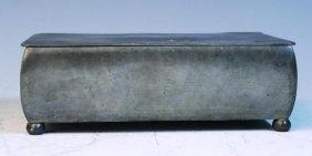 Just Andersen Danish Tin Box