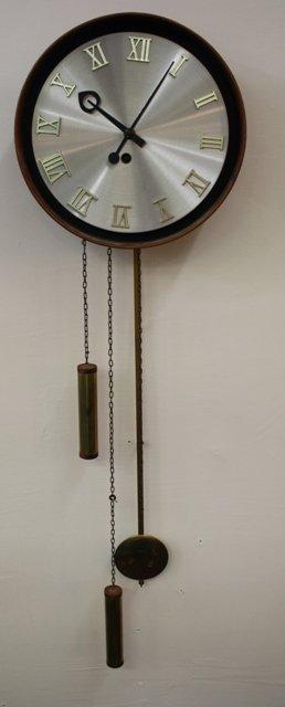 George Nelson For Howard Miller Pendulum Clock