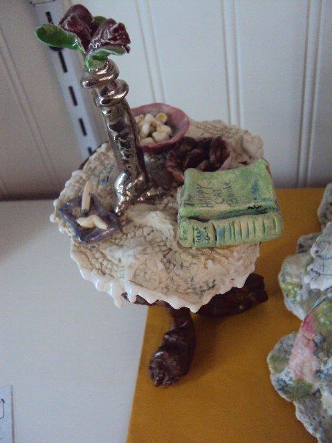 """D.M.Z. Coyle """"Abigail"""" Sculpture - 3"""