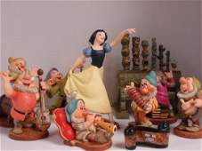 Walt Disney Classics Collection Snow White & 7 Dwarfs