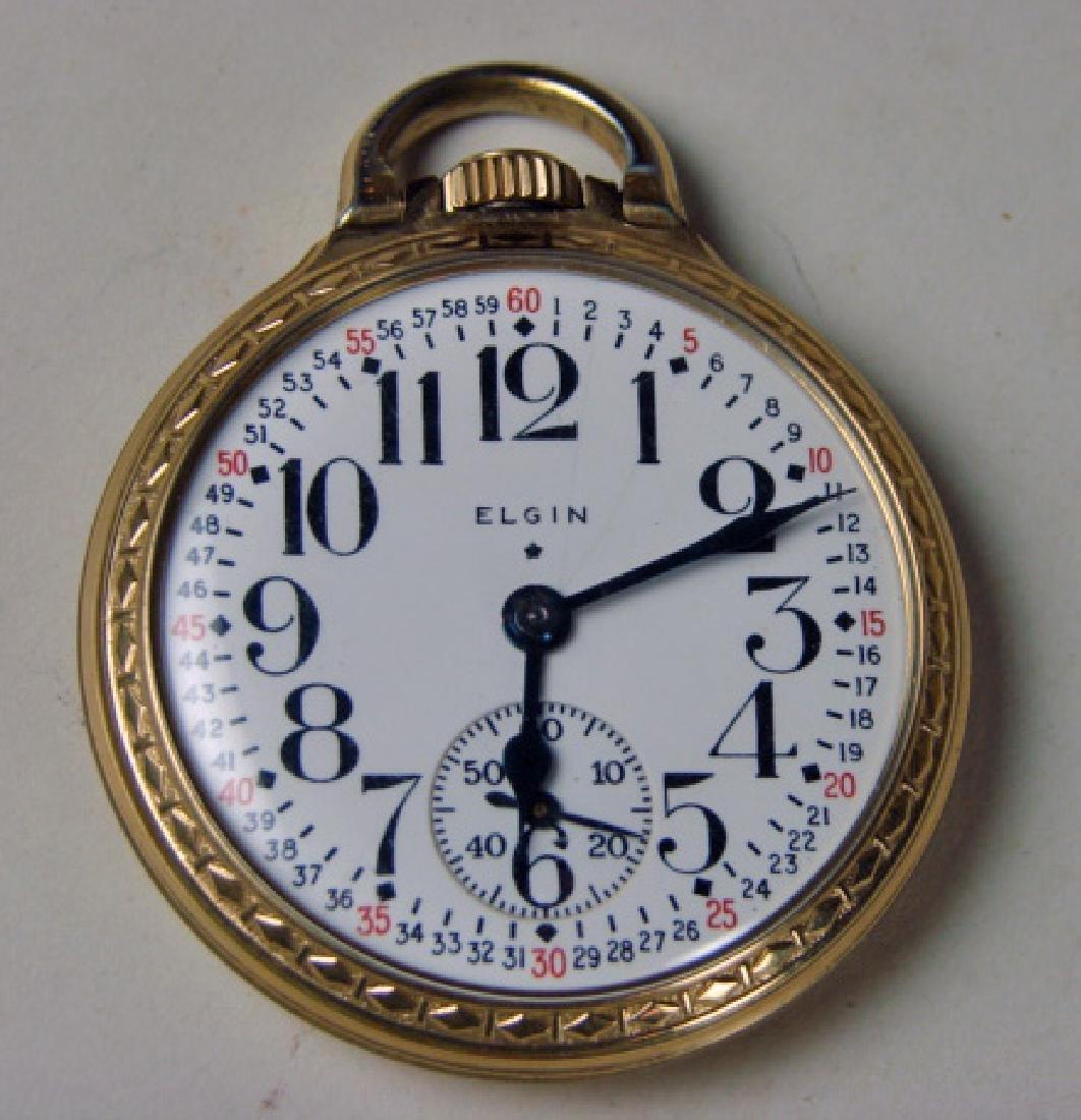 Elgin 21 Jewel Pocket Watch
