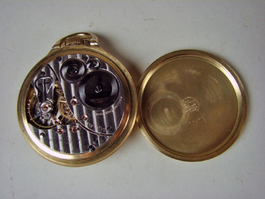 Elgin 21 Jewel Pocket Watch - 3