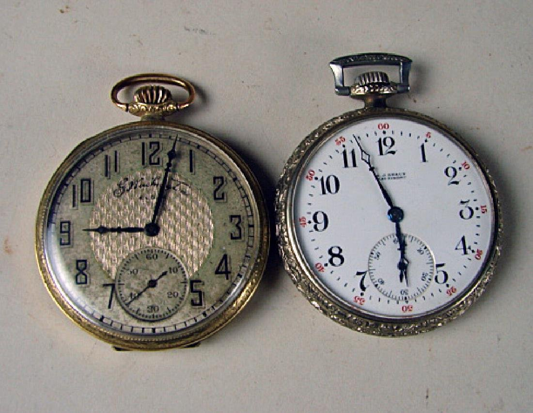 Pair of Size 12 Watches