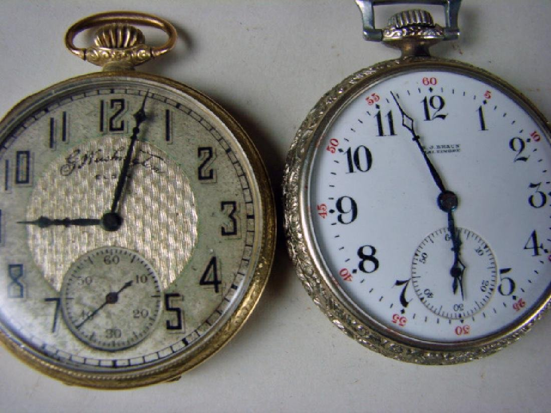 Pair of Size 12 Watches - 2