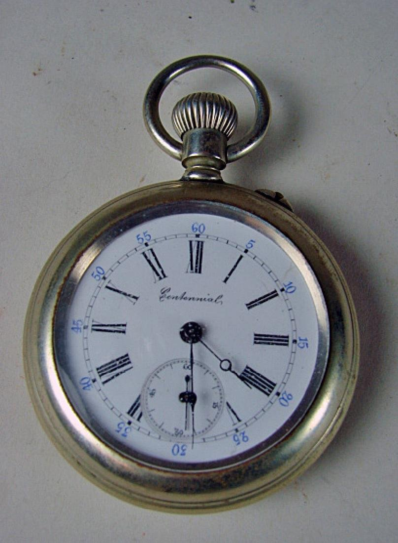 Cross & Begurlin Centennial Watch