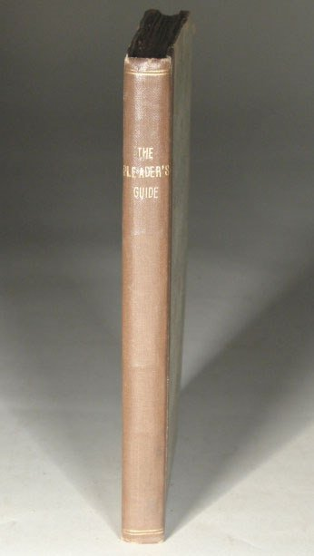 13: Anstey. The Pleader's Guide, 1815