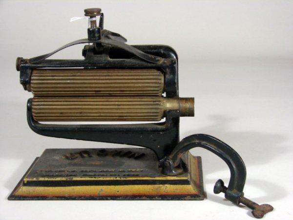 472: Crown Fluting Machine