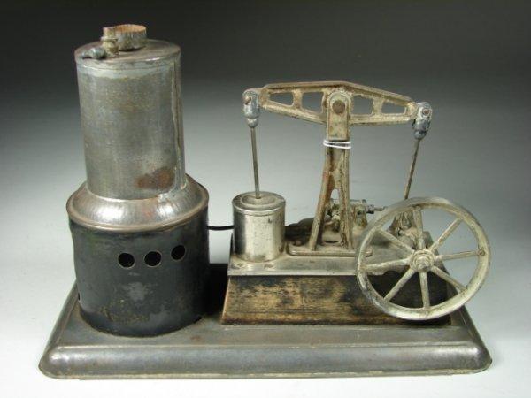 763: Wieden Toy Steam Engine
