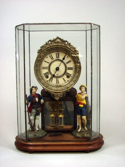 784: Mantle Clock Ansonia