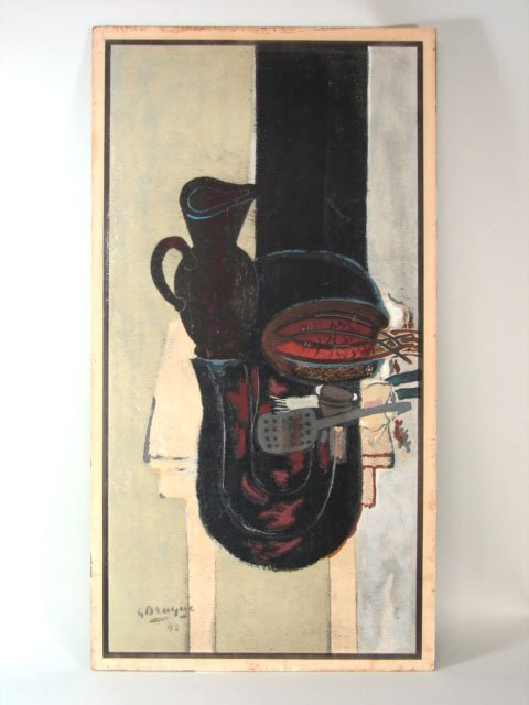 785: Braque, George. Still Life