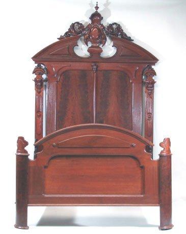 955: Renaissance Revival Bed
