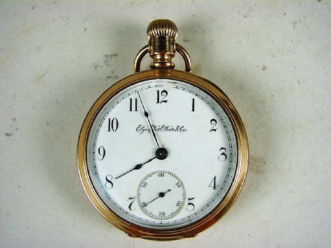 Elgin 7 Jewel Size 18 Watch