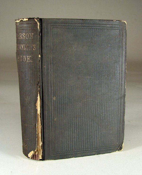 8: Brownlow, W.G. Sketches of the Rise . ..