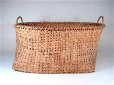 339B Large Cotton Harvest Basket