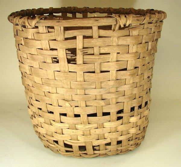 400B: Large Cotton Harvest Basket