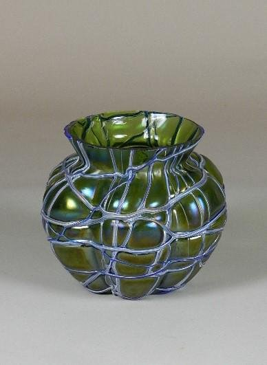Loetz Art Glass Bowl