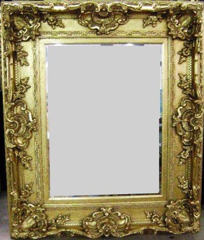 10: Large Orante Mirror