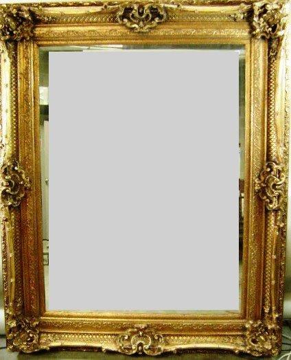 20: Large Orante Mirror